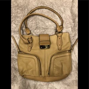 Franco Sarto leather purse
